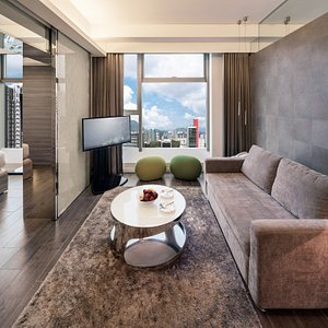k.suite - Living Room