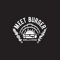 Meet Burger USA Logo