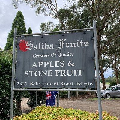 Saliba Fruits - Bilpin NSW