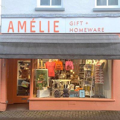 Amelie Gift & Homeware Shop in St Helier, Jersey