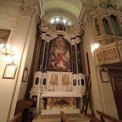 CAPPELLA CON ALTARE