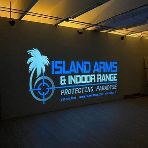 Island Arms & Indoor Range