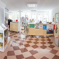 Tourist Information Centre Idrija (photo: Bojan Tavčar)