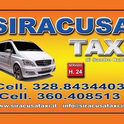 Siracusa Taxi Taxi Siracusa e Provincia Transfer Catania Aeroporto