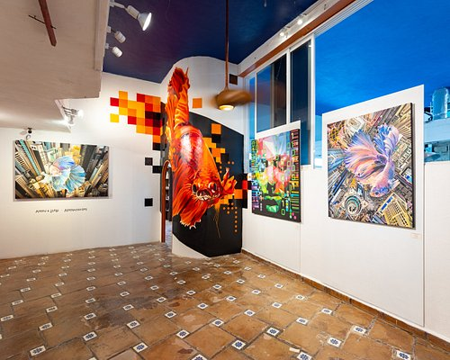 Exhibitioon: Visions+Truth - new work by Tony Collantez