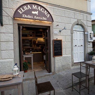 Negozio in via Mellini, 4  Apertura stagionale estiva - vendita e degustazione