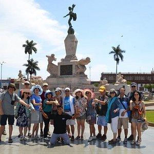 Free Walking Tour Trujillo