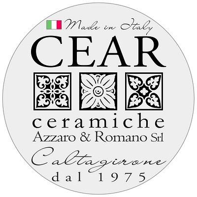 Logo CEAR ceramiche