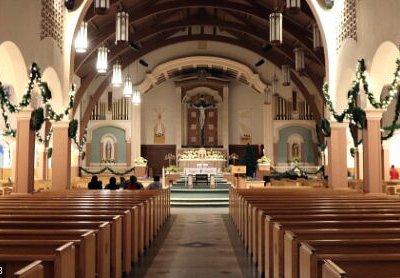 Very nice church.
