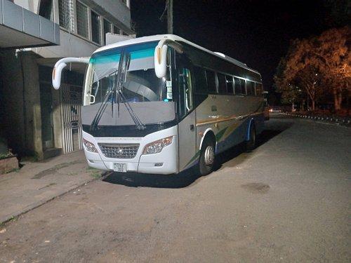 Arusha Shuttle Bus
