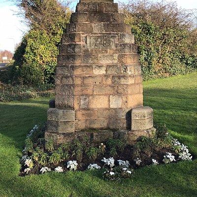 Battle Of Prestonpans Memorial Cairn