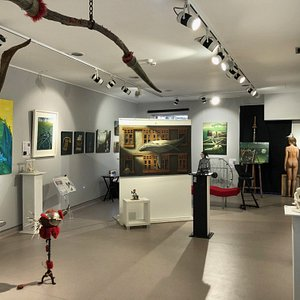 Island 2020 art show, art made on Madeira island during the  forced selfisolation