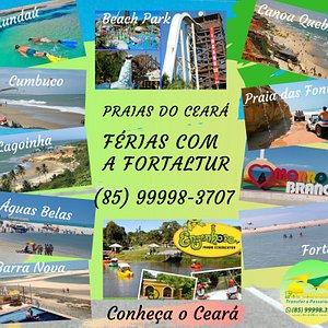Férias em Fortaleza