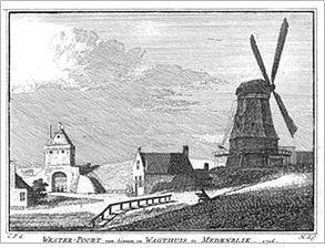 Gravure, 1726