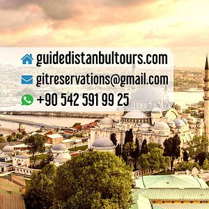 Guided Istanbul Tours