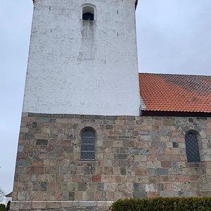 tårnet set fra nord