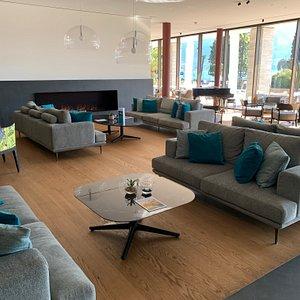 Lounge bei Reception