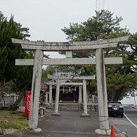 伊予市・五色浜神社