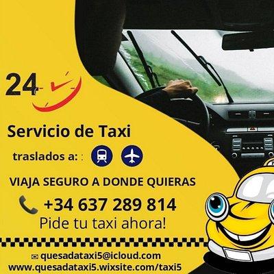Taxi Service on Quesada