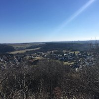 Wanderung rund um Üdersdorf auf den Wasser- und Felsenweg