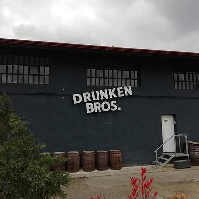 Drunken Bros Brewery in Bilbao