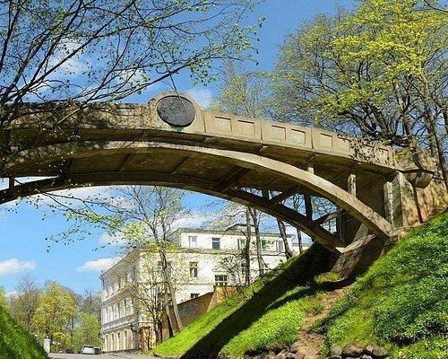 Devil's Bridge in Tartu Photo: SA Tartumaa Turism