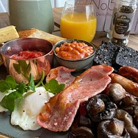 Large full english