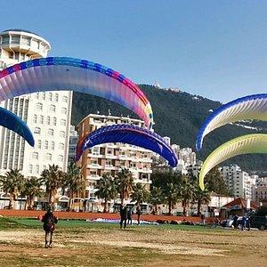 Paragliding Phoenix Leb