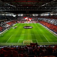 UEFA Europa League - Die Choreo unserer Fans
