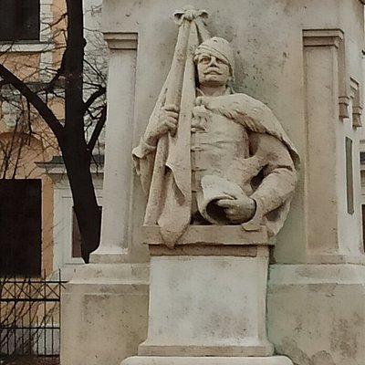 Bocskai Szobor Debrecen