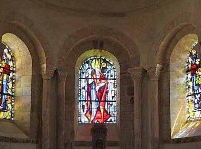 Eglise Saint Amand. Vue 4. Saint Amand Montrond 18200.