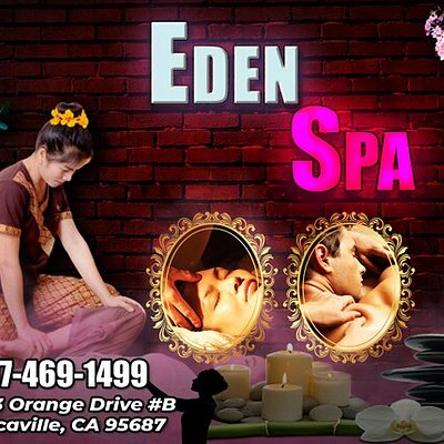 Eden Spa is an Asian massage spa designed to help you reduce stress, relieve build up chronic pain, and increase the overall quality of your life! We specialize in multiple affordable, customized treatments to meet the needs of a wide variety of clients in a peaceful setting! We are proud to be providing Authentic Asian Massage therapy services in our beloved community of Vacaville, CA!
