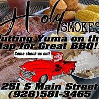 Holy Smokes BBQ Yuma AZ