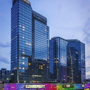 Fraser Suites Guangzhou Facade