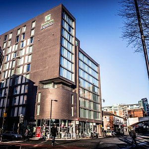 Hotel Exterior view from Oxford Road