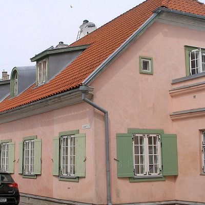 Uppsala House in Tartu.  Photo: R. Pindus