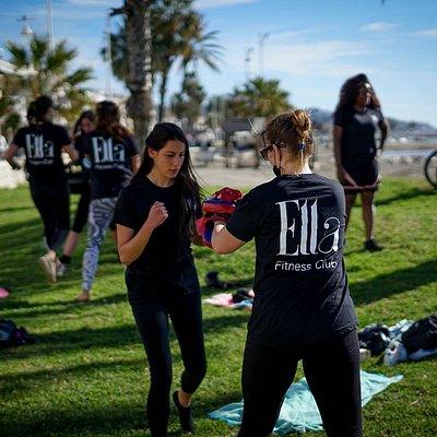 IG: EllaFit Fb: Ella's Fit www.ellafitnessclub.eu