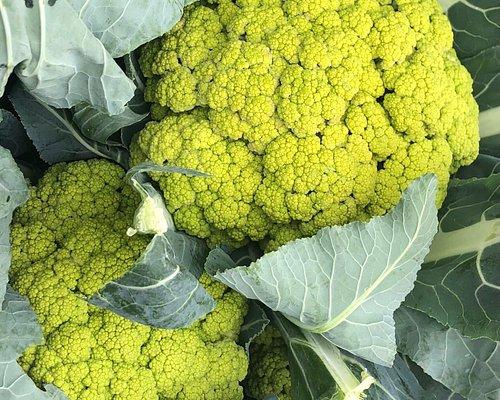 Broccoli 🥦 o Cavolfiori in bella mostra !