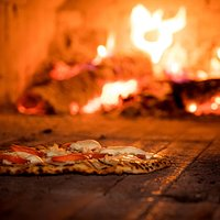 Organic Wood-Fired Pizza