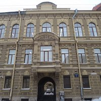 Дом телеграфного ведомства, Почтамтская ул., 17
