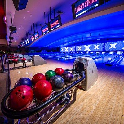 Bowling Floor