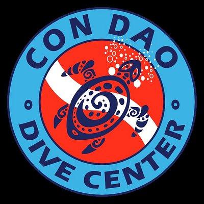 Dive center's logo