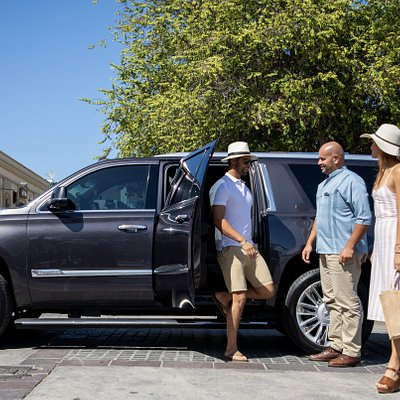 Private and Luxury transportation
