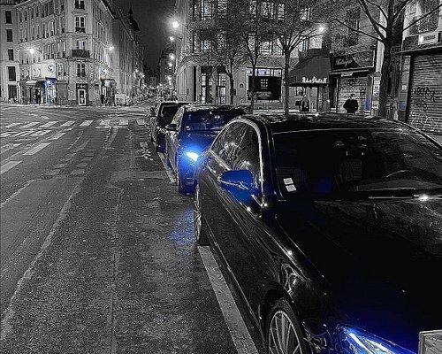Notre flotte Mercedes Classe E soirée Prod  show