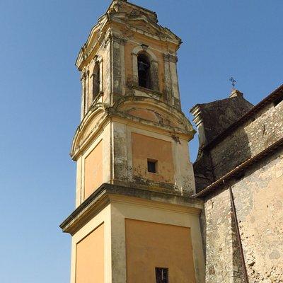 Il campanile settecentesco