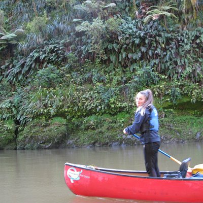 Paddling the day away Whanganui River Canoes