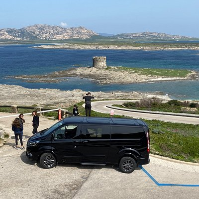 Private tour north Sardinia new van 2021