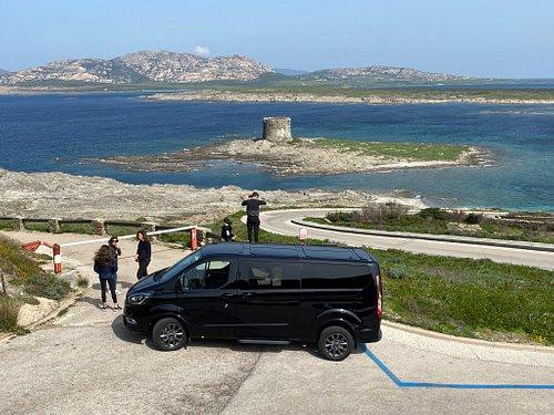 Private tour north Sardinia new van 2021