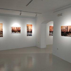 """Galería de Arte """"Proyecto 5"""""""