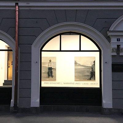 Galerie KUNSTWERK in Landshut Wunderschön!